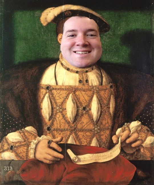 MR C as a Tudor